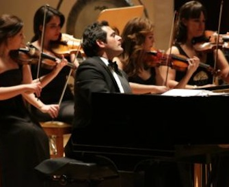 BBC World News: The Launch of Syrian Symphony at Carnegie Hall